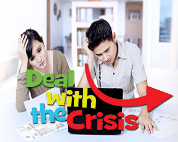 Deal With The Crisis
